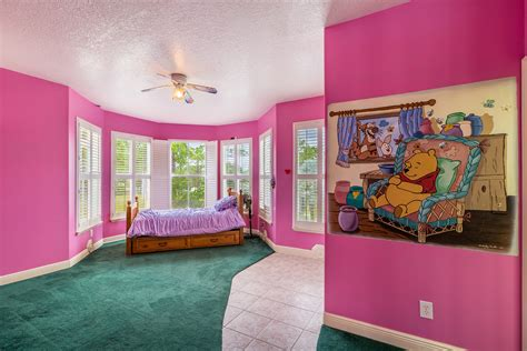 Disney-Themed Home for Sale (With a Mickey-Mouse Pool