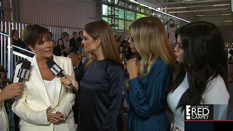 Kris, Kylie and Khloe Get Candid on KUWTK: About Bruce   E