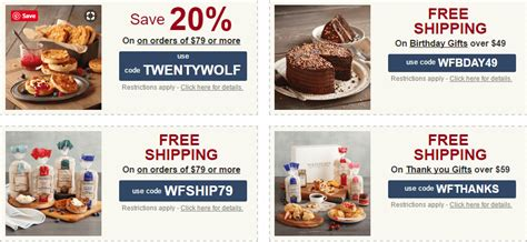Wolfermans Promo Codes Free Shipping Archives - Codes That