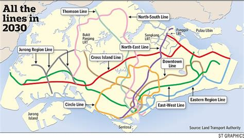 MRT awarded contract for T and Eastern Region Lines