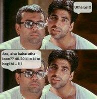 What are some of the funniest hindi movie dialogues? - Quora