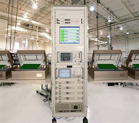 Custom LTE Manufacturing Test Systems | Benetel