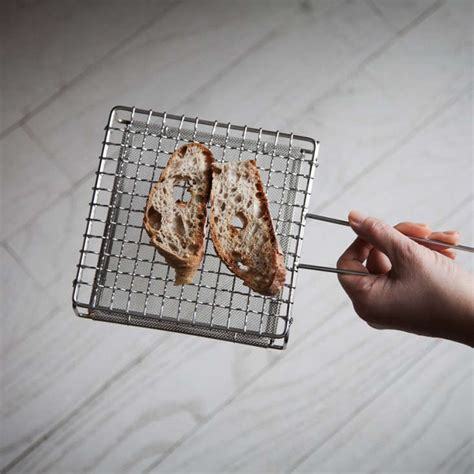 Grill in Style: A Japanese Stovetop Toaster for Small