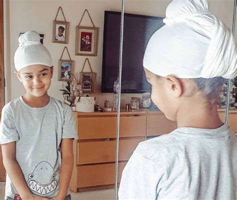 Patka Tutorial for Young Sikh Boys - Baby Brain Memoirs