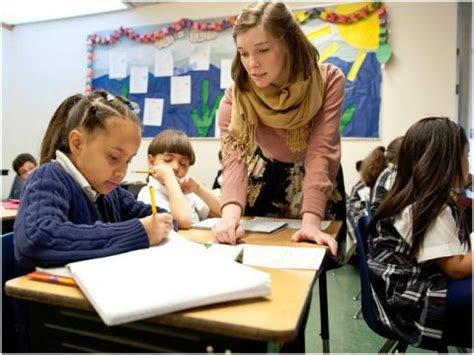 Inexperienced, uncredentialed teachers the norm in poor