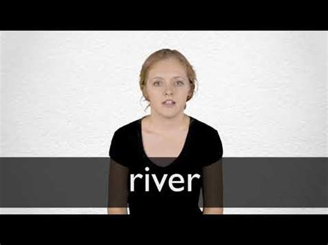 River definition and meaning | Collins English Dictionary