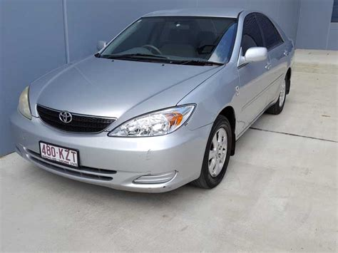 2003 Toyota Camry Automatic Silver - Used Vehicle Sales