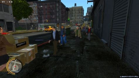 Various peds for GTA 4
