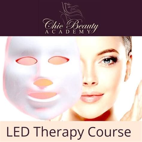 LED Light Therapy Course - LED Facial Training | Chic Beauty