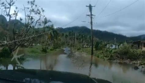 Two dead, state of emergency declared in Fiji after