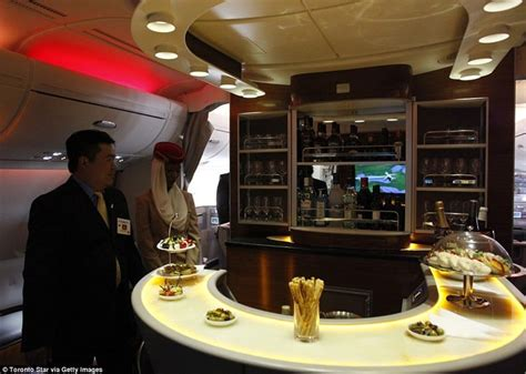 The Emirates A380 Airbus: The Most Luxurious On-Board