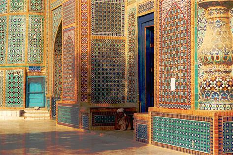 Shrine of Ali - Mosque in Afghanistan - Thousand Wonders