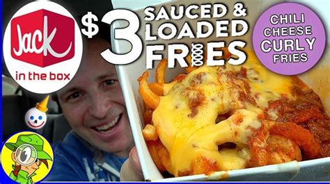 The $3 Sauced & Loaded Fries expands at Jack In The Box