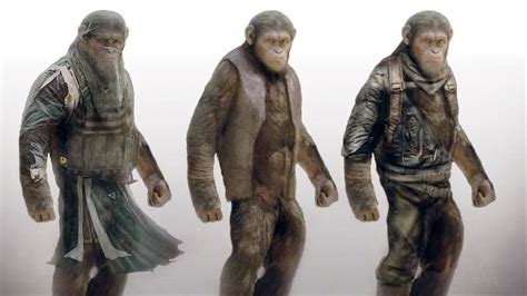 Exclusive 'Planet Of The Apes' Concept Art Reveals Apes In