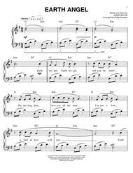 Earth Angel By The Crew-Cuts - Digital Sheet Music For