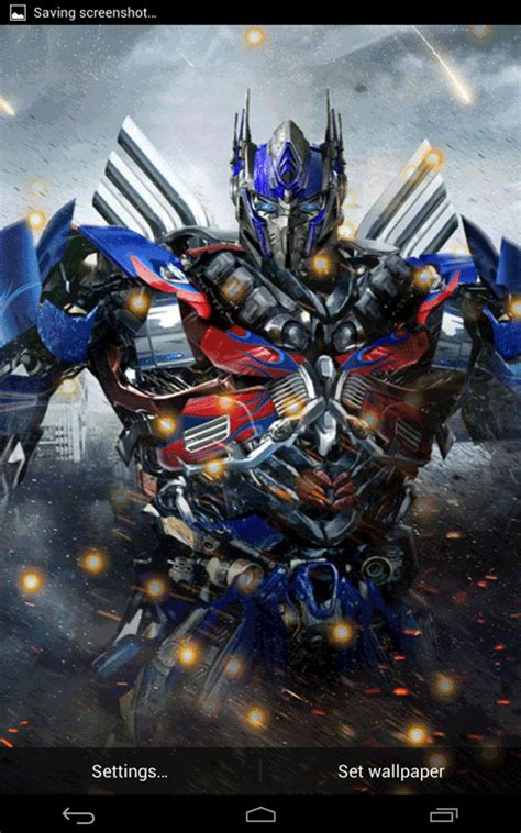 Download Transformers Live Wallpaper Gallery
