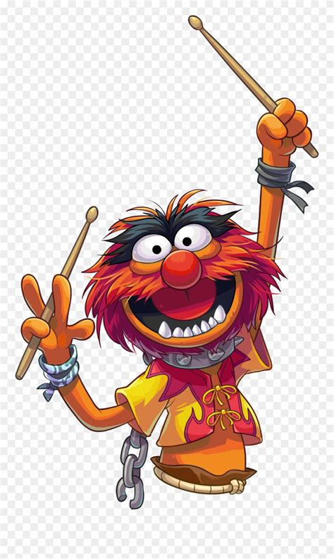 Library of animal muppet png library library png files