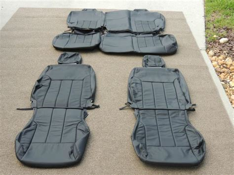 Find Nissan Frontier Crew Cab Leather Seat Covers Interior
