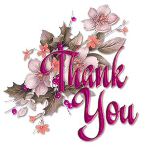 Free Animated Thank You Clipart - Thank You Gifs - Graphics