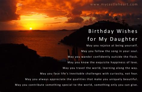 MOTHER DAUGHTER 18TH BIRTHDAY QUOTES image quotes at