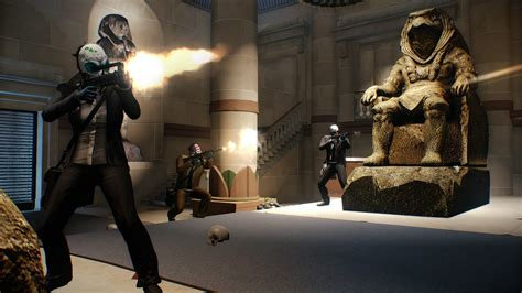 Payday 2: Crimewave Edition releasing on PS4 and Xbox One