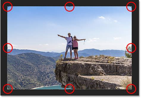 How To Crop Images In Photoshop CC