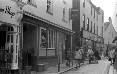 Kings Head, Fisher Street, Carlisle - The State Management