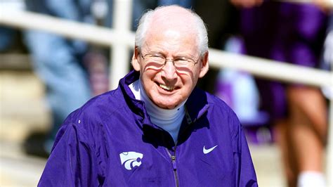 A Letter from Bill Snyder is the Best Award in College