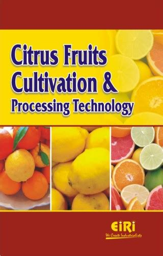 Project Report on CITRUS FRUITS CULTIVATION & PROCESSING