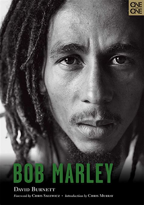 Bob Marley [One on One]   Book by David Burnett   Official