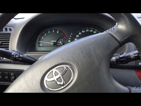 Pre-Owned 2002 Toyota Camry LE FWD 4D Sedan