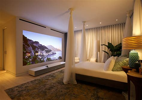 Sony 147-inch $50k 4K Ultra Short Throw projector coming to UK