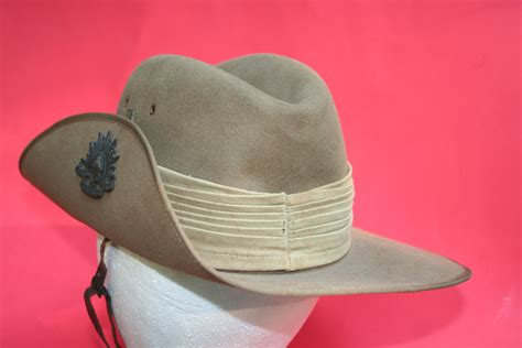 Australian Slouch Hat - Commonwealth Realms: Canada, New