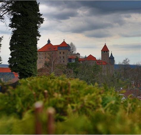 Castle Hotel B&B near Weimar and Thuringia Forest